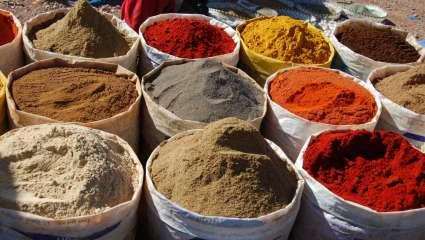 En diététique ayurvédique, il importe de panacher les goûts pour équilibrer les doshas.